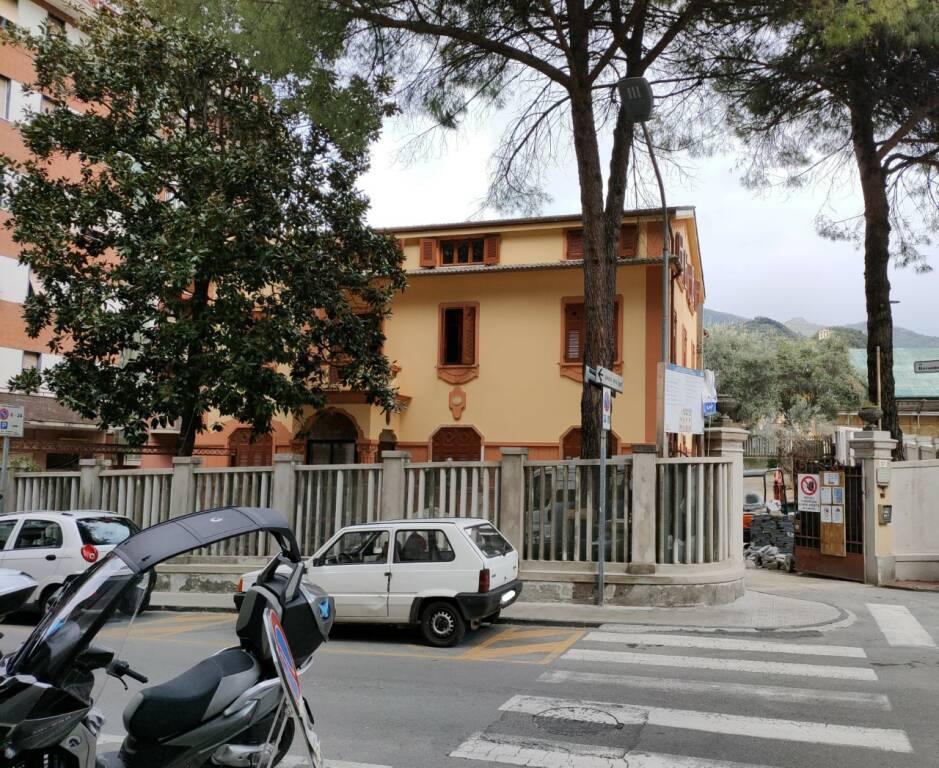 Domenico Cianci a Villa Castagneto