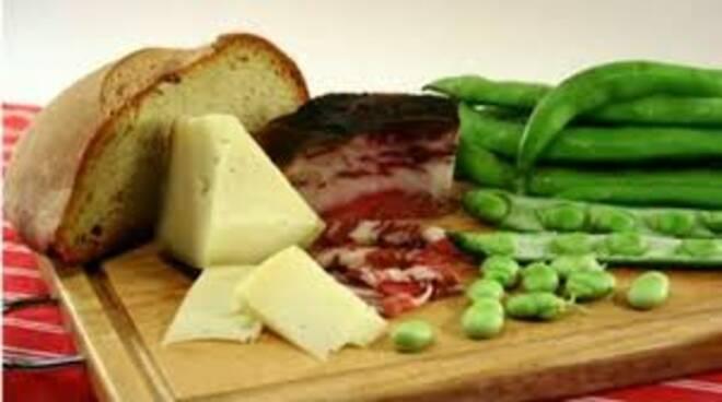 fave, salame, formaggio (ph Il Capoluogo)