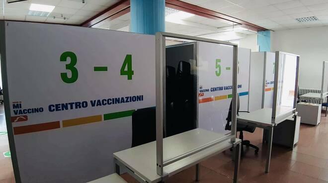 hub, chiavari, vaccini