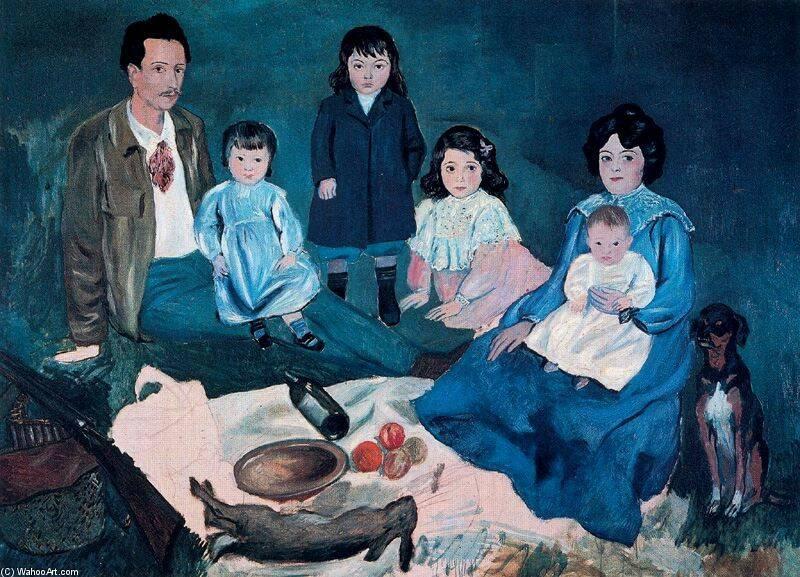 La famiglia Soler (fiori all'occhiello)