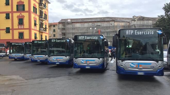 piazza nazioni a Rapallo, amt