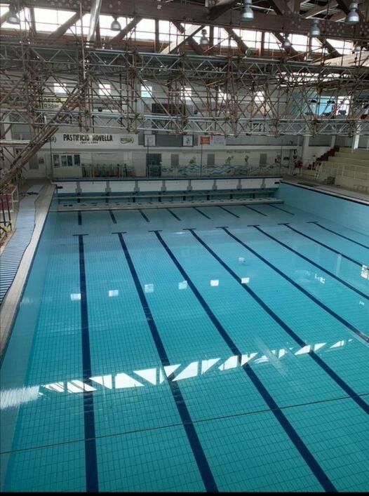 rari nantes sori, piscina comunale