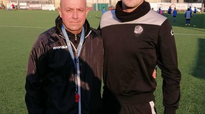 Stefano Fresia allenatore Rapallo Rivarolese