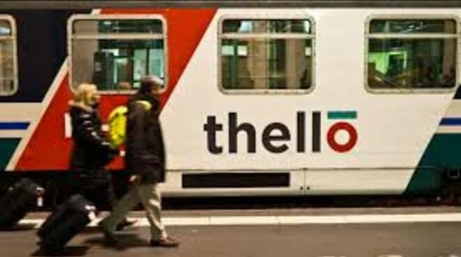 Thello, treno