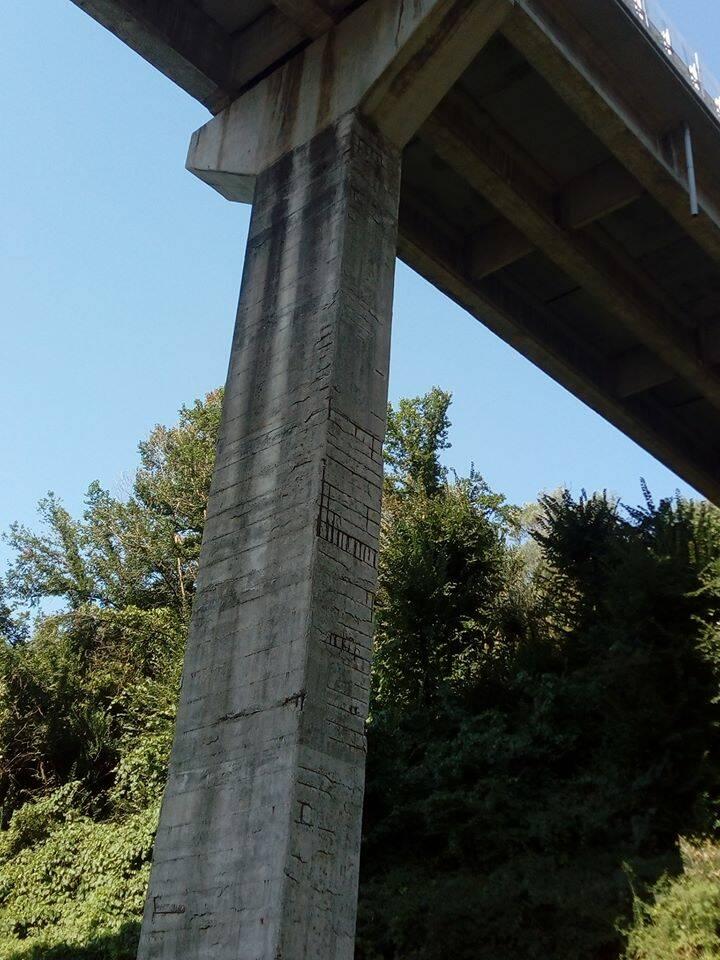 a12, viadotto, valle ragone