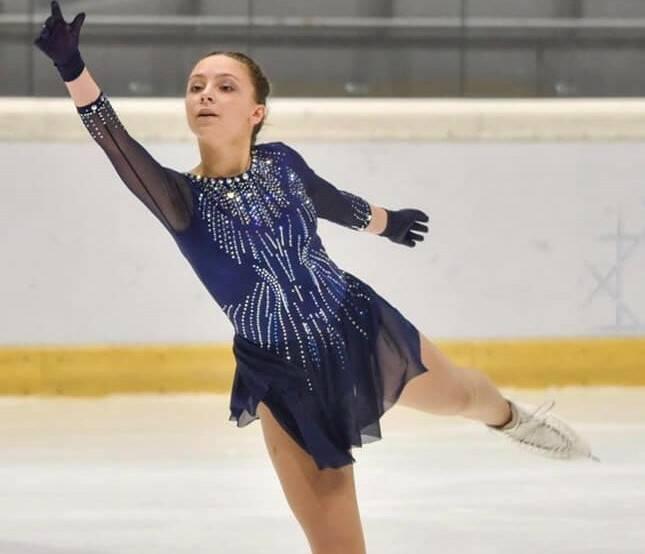 Anna Tassara, pattinatrice