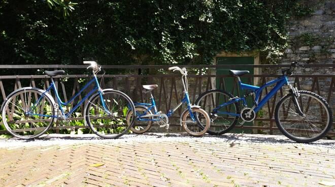 biciclette riciclate