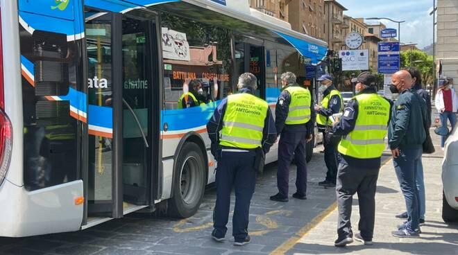 bus, amt, controlli