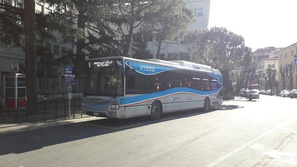 Bus, Amt, corse