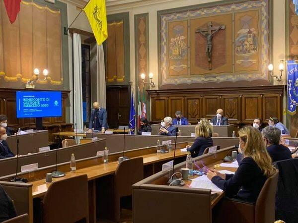 consiglio comunale di Rapallo