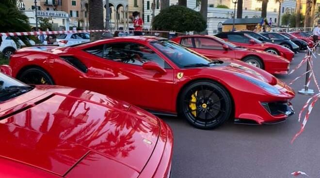 Ferrari a Rapallo