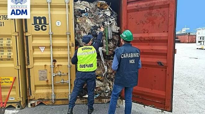 gestione illecita rifiuti