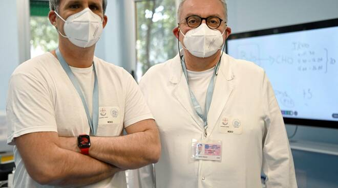 Nicola Minuto e Giuseppe D'Annunzio- Centro Diabetologia Gaslini