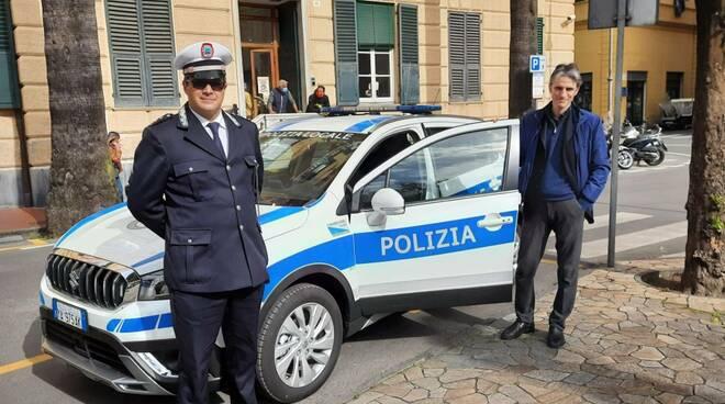Paolo Donadoni - Luigi Penna e la nuova Suzuki S-Cross.