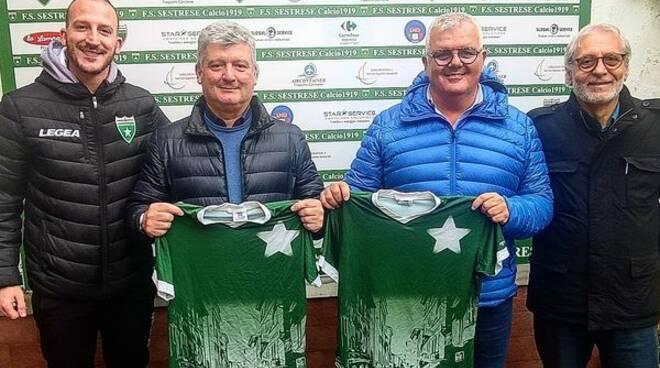 Sestrese Calcio, Corrado Schiazza
