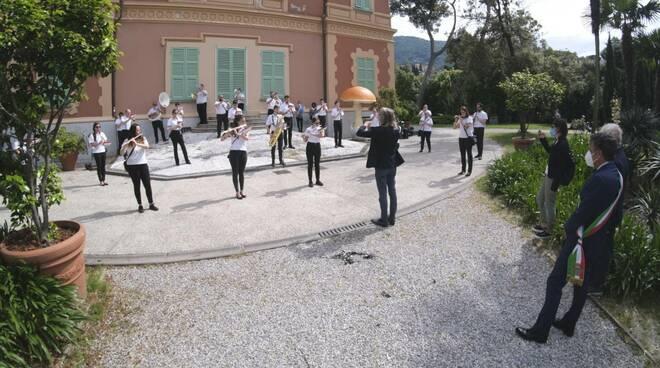2 giugno a Rapallo