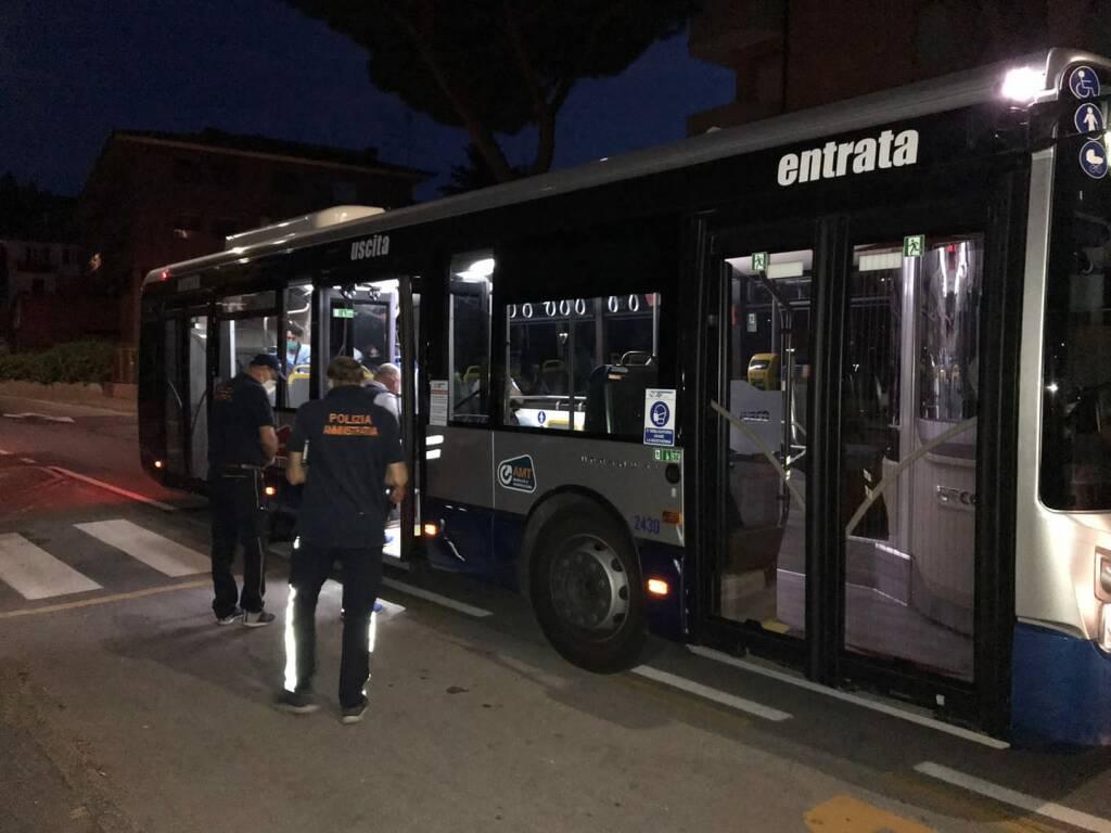 amt, controlli, bus