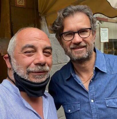 Carlo Cracco a Rapallo