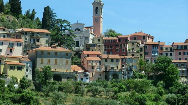 Castiglione Chiavarese, panorama