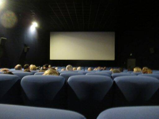 cinema, spettatori