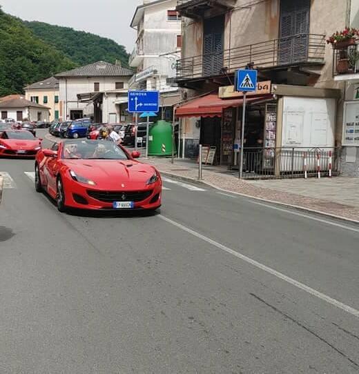 Ferrari a Gattorna