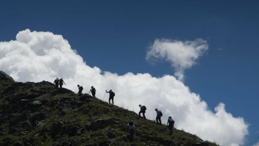 giro delle cime, valli dell'aveto