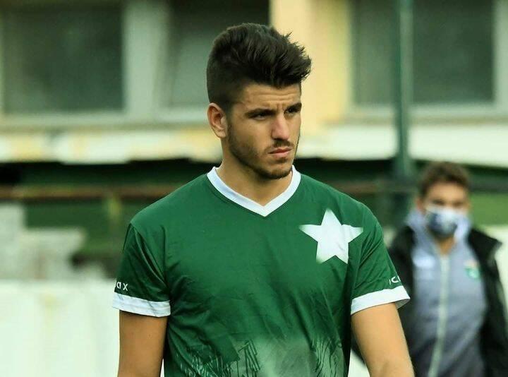 Marco Caramello, sestrese calcio