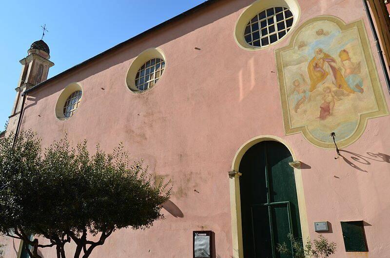oratorio sant'erasmo, sori (ph wikipedia)