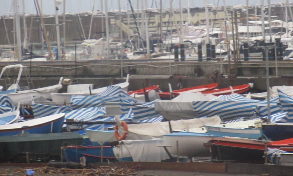 porto lavagna barche