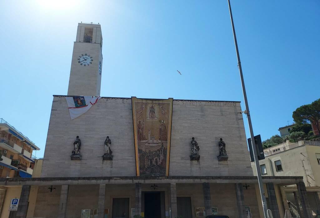 recco, san giovanni, chiesa (ph Consuelo)