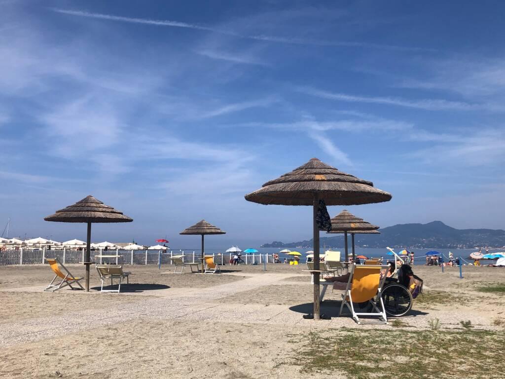spiaggia per tutti