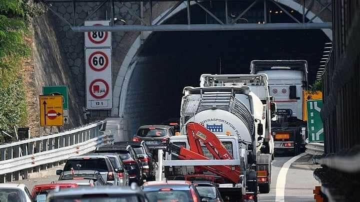 traffico, cantieri, autostrade