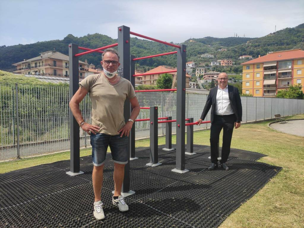 area fitness a Caperana