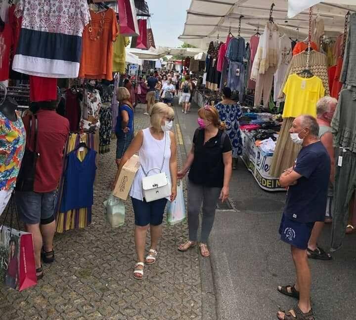 Bogliasco mercatino