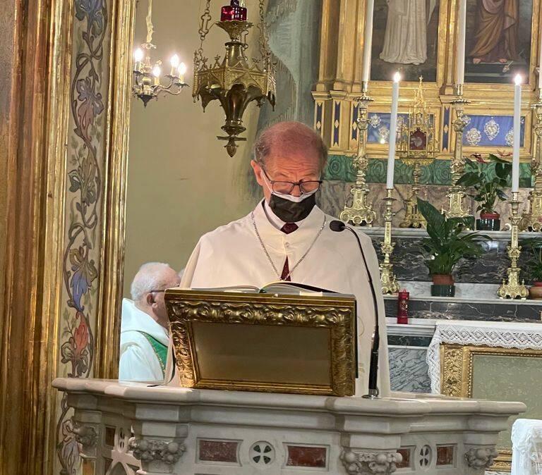 Camogli Monastero San Prospero - oblato