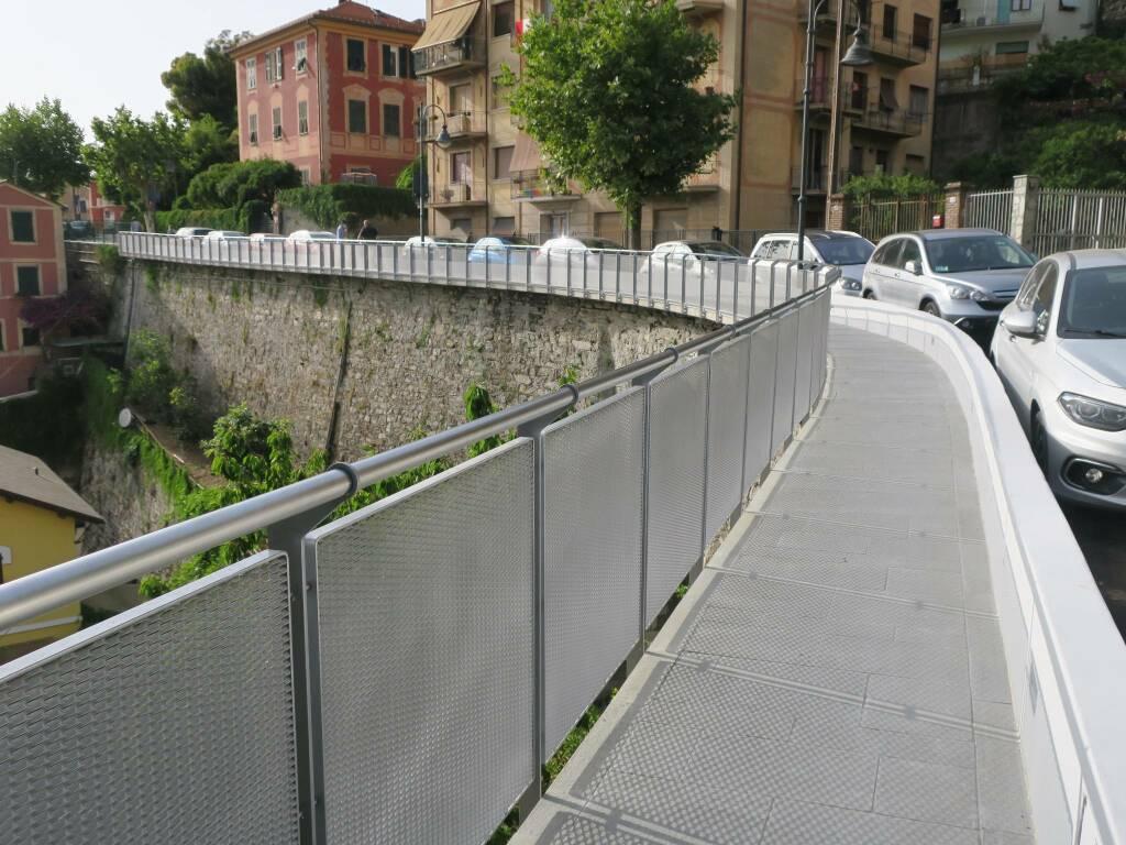 Camogli passerella via Bettolo