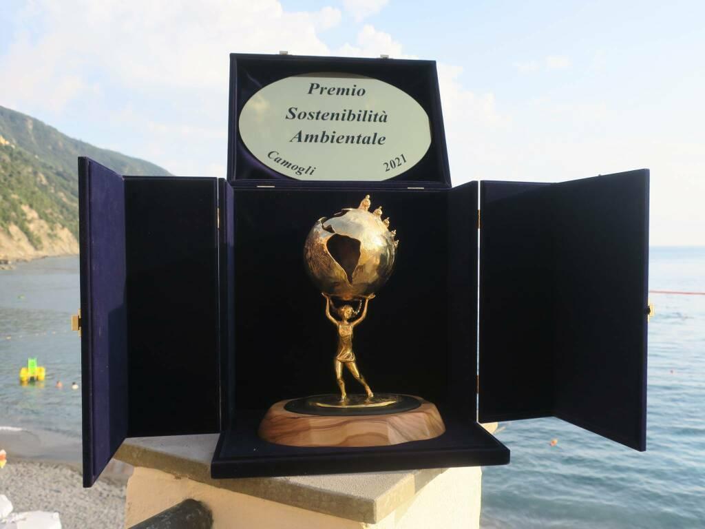 Camogli premio Sostenibilità Ambientale