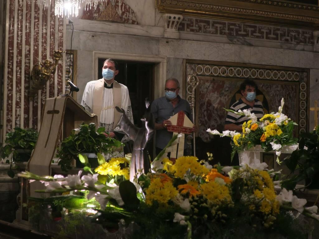 Camogli Tributo al Cristo degli Abissi