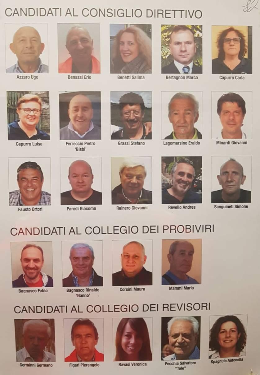 candidati alle elezioni
