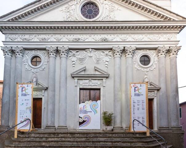 Carro piazza San Lorenzo