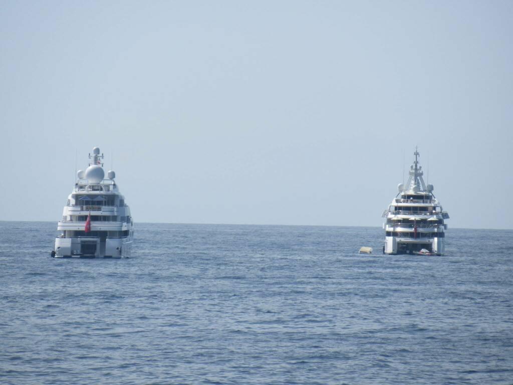 collisione a Portofino