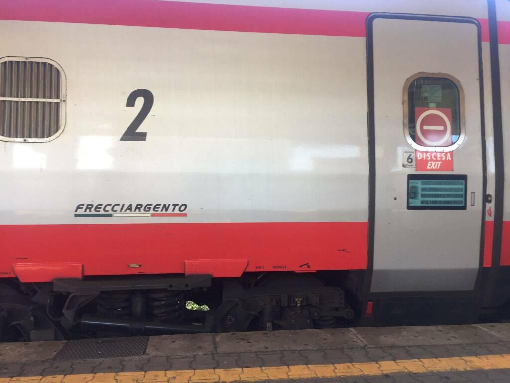 freccia argento, treno