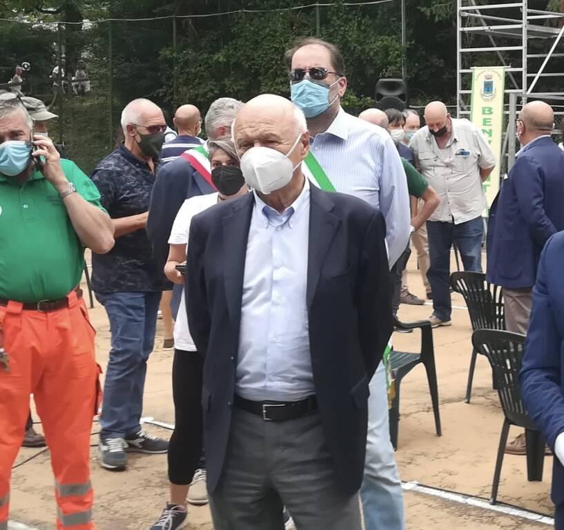 Giovanni Boitano all'expo