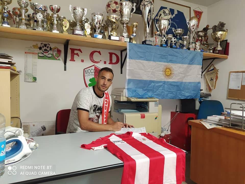 Hernan Pablo Garin, FCD Moconesi Fontanabuona '92