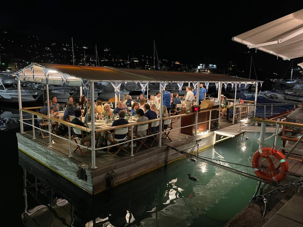 inaugurato Yacht clubsede