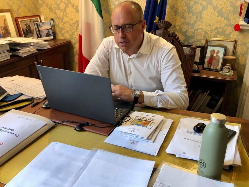Marco Di Capua, sindaco