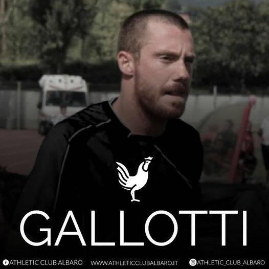 Matteo Gallotti, athletic albaro