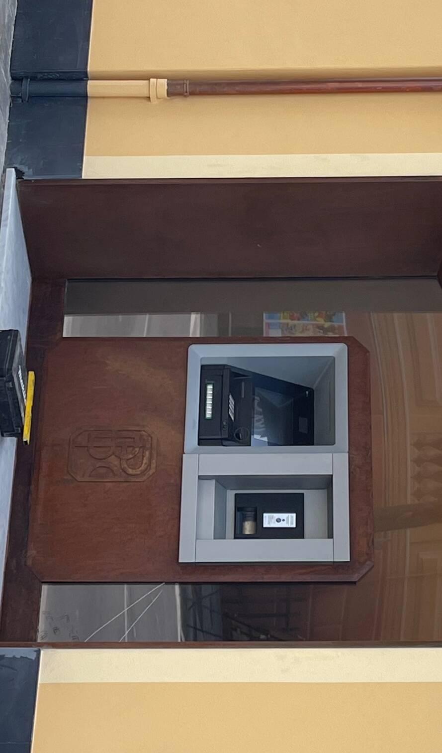 nuovo bancomat