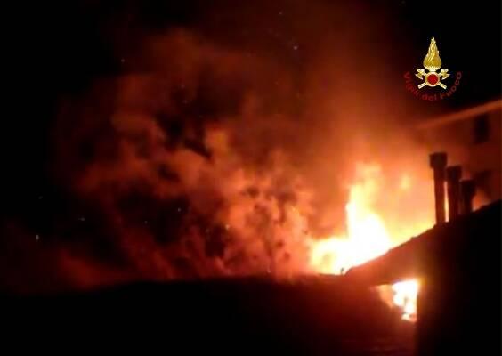 pericolosità incendie