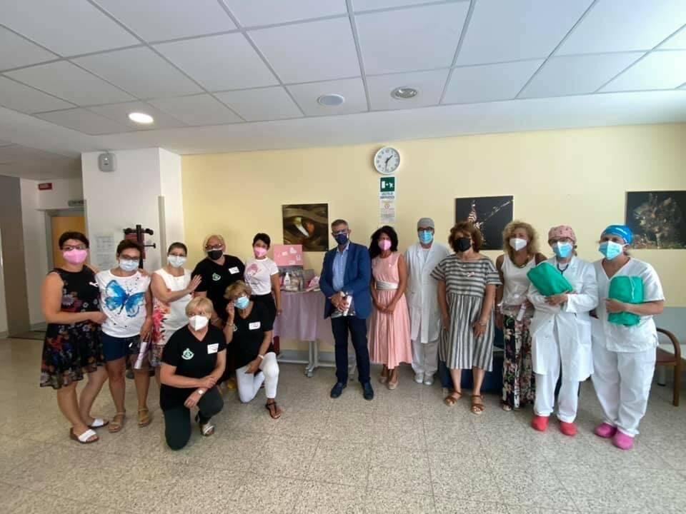 Rapallo progetto pink box ospedale